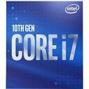 intel(インテル) 〔CPU〕 Intel Core i7-10700 BX8070110700 BX8070110700