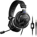 audio-technica(オーディオテクニカ) ヘッドセット ATH-770XCOM [φ3.5mmミニプラグ /両耳 /ヘッドバンドタイプ] ATH770XCOM