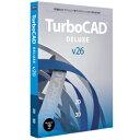 キヤノンITソリューションズ TurboCAD v26 DELUXE 日本語版 [Windows用] CITSTC26002