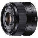 SONY(ソニー) E35mm F1.8 OSS SEL35F18 ソニーEマウント(APS-C) 標準レンズ SEL35F18C