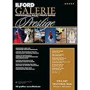 イルフォード イルフォードギャラリーファインアート テクスチャードシルク 270g/m2(A2 25)ILFORD GALERIE FineArt Textured Silk 43..