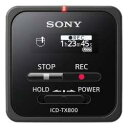 SONY(ソニー) ICD-TX800 ICレコーダー ブラック [16GB] ICDTX800BC