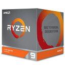 【在庫限り】 AMD(エーエムディー) Ryzen 9 3900X BOX品 100_100000023BOX [振込不可]