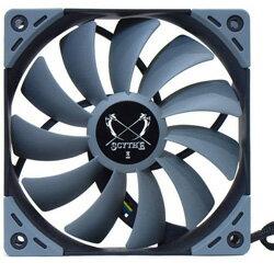 サイズ 風フレックス KAZE FLEX 120 PWM SU1225FD12M-RHP (<strong>ケースファン</strong>/<strong>120mm</strong>/300〜1200rpm) SU1225FD12MRHP [振込不可]