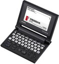 CASIO(カシオ) 電子辞書 「エクスワード」(小型カラーモデル、10コンテンツ搭載) XD-C100E XDC100E