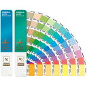 It is GP1401 [of the 50th anniversary limited edition] PANTONE PLUS formula guide /2 冊組 (coated paper, fine paper)