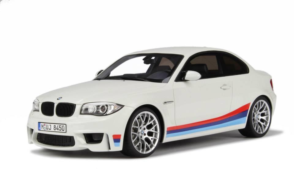 GT SPIRIT 1/18 2013年モデル BMW 135i 2013 BMW 1M