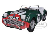 1959年モデル トライアンフ TR3S #27 ルマンモデル1959 Triunph TR3S 1/18 by Kyosho