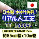 リアル人工芝ティーターフ TT-1500RG(芝の長さ約15...