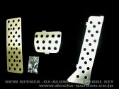新発売!ダックスガーデン製マツダ アテンザ(GJ)AT専用設計のアルミペダル3点セット・smtg0401 02P01Mar15 532P26Feb16