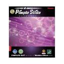 ニッタク(Nittaku) 卓球 ラバー 変化系 ピンプルスライド PIMPLE SLIDE NR-8568