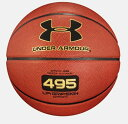 アンダーアーマー(UNDER ARMOUR)バスケットボールUA 495 Indoor/Outdoor Basketball