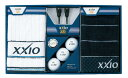 【ダンロップ】XXIO SUPER XD PLUS ボールギフト ネイビー GGFF3056【お買い得商品】