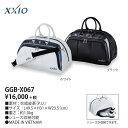 【ダンロップ】XXIO(ゼクシオ)スポーツバッグ GGB-X067【お買い得商品】【シューズ収納】