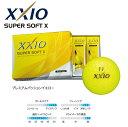 【ダンロップ】ゴルフボール XXIO(ゼクシオ)SUPER ...