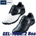 【ダンロップ】アシックス ゴルフシューズ TGN921 GEL-TUSK2 Boa【Boa®...