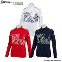 SRIXON(スリクソン)デサントレディス タイポ切り替えデザイン プロスタイルシャツ 【2020年FWモデル】 RGWQJB05 【50%オフ】