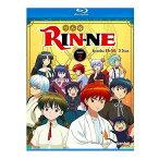 境界のRINNE 第2シリーズ 北米版ブルーレイ 全25話収録