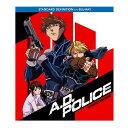 【先行予約】A.D.POLICE 北米版ブルーレイ 全12話収録 BD