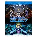 ヘヴィーオブジェクト Part1■北米版DVD+ブルーレイ■1話〜12話収録 BD...