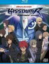 キスダム KISSDUM -ENGAGE planet- 北米版DVD+ブルーレイ 全25話+OVA