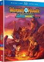 モンスターハンターストーリーズ RIDE ON 第1期 Part3 北米版DVD+ブルーレイ 25〜36話収録 BD