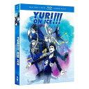 【先行予約】ユーリ!!! on ICE 通常版 北米版DVD...