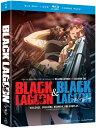 【在庫あり】ブラック・ラグーン 第1期+第2期■北米版DVD+ブルーレイ■全24話収録 BD-BOX BLACK LAGOON ブラックラグーン