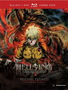 Hellsing Ultimate OVA 2巻■北米版DVD+ブルーレイ■OVA5〜8話収録 BD HELLSING ヘルシング