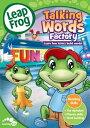 リープフロッグ Leap Frog Talking Words Factory 第2作目■北米版DVD■フォニックス入門編としてもお勧めです 知育 10P03Dec16