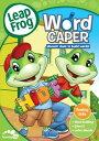 リープフロッグ Leap Frog Word Caper 第3作目■北米版DVD■フォニックス入門編としてもお勧めです 知育 10P03Dec16
