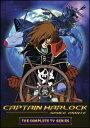 宇宙海賊キャプテンハーロック TV版■北米版DVD■全42話収録 松本零士