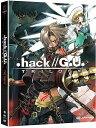 .hack// G.U. TRILOGY■北米版DVD■ドットハック ジーユー トリロジー