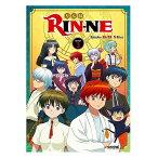 境界のRINNE 第2シリーズ 北米版DVD 全25話収録