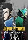 LUPIN THE IIIRD 次元大介の墓標 劇場版■北米版DVD■ルパン三世