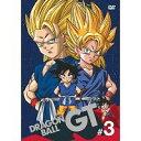 DRAGON BALL GT #3【DVD・TVアニメ】