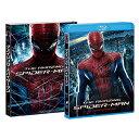 アメイジング・スパイダーマン ブルーレイ&DVDセット('12米)〈3枚組〉【Blu-ray/洋画アクション|SF|ファンタジー|アドベンチャー】
