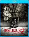 インシディアス 第2章('13米)〈初回生産限定版〉 初回出荷限定【Blu-ray/洋画ホラー】