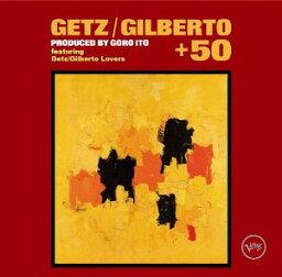 ゲッツ/ジルベルト+50【CD/ジャズ&フュージョン/オムニバス】