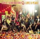 少女時代/LOVE&PEACE【CD/韓...