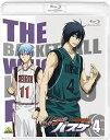 黒子のバスケ 2nd season 4【Blu-ray/アニメ】