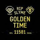 RIP SLYME/GOLDEN TIME【CD/邦楽ポップス】