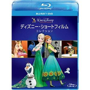 ディズニー・ショートフィルム・コレクションブルーレイ+DVDセットBlu-ray・キッズ・ファミリー