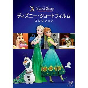ディズニー・ショートフィルム・コレクションDVD・キッズ・ファミリー新品