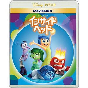 インサイド・ヘッド MovieNEX [ブルーレイ+DVD+デジタルコピー(クラウド対応)+MovieNEXワールド]【Blu-ray・キッズ/ファミリー】【新品】