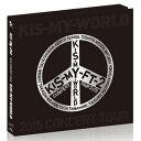 Kis-My-Ft2/2015 CONCERT TOUR KIS-MY-WORLD(Blu-ray3枚組)【Blu-ray・ミュージック/J-POP】【新品】