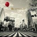 【アウトレット品】B'z/EPIC DAY(LIVE-GYM2015盤)【CD/邦楽ポップス】初回出荷限定盤(完全生産限定)