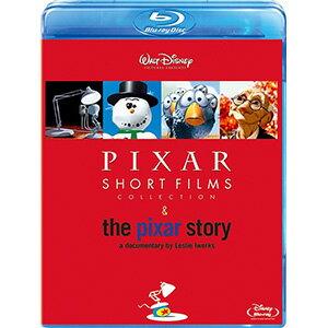 ピクサー・ショート・フィルム&ピクサー・ストーリー完全保存版Blu-ray・キッズ/ファミリー新品