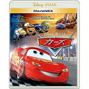カーズ MovieNEX [ブルーレイ+DVD+デジタルコピー(クラウド対応)+MovieNEXワールド]【Blu-ray・キッズ/ファミリー】【新品】