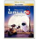 ウォーリー MovieNEX [ブルーレイ+DVD+デジタルコピー(クラウド対応)+MovieNEXワールド]【Blu-ray・キッズ/ファミリー】【新品】